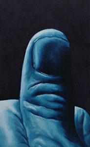 False Gods! - Oil on Board - 44 x 122cm