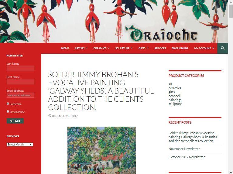 Draíocht Art Gallery