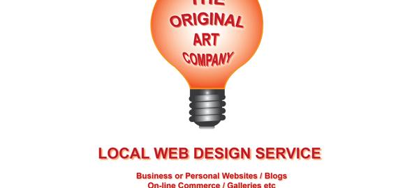 Company Flyer Adare Web Designer